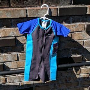 TYR Kids thermal neoprene wetsuit 3T
